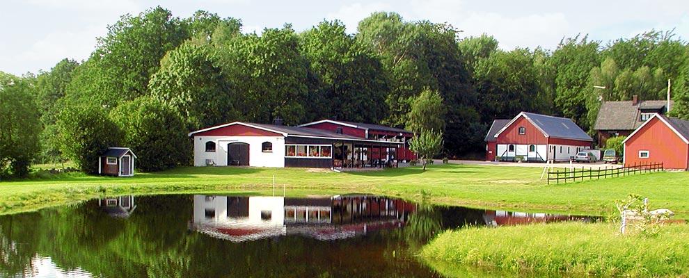 Flädergården - Kaffestuga och Gårdsbutik